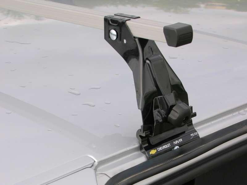 багажник lux на chevrolet niva отзывы